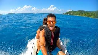 JET SKIING Around Bora Bora!!! (Part 8)