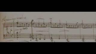 Brahms Albumblatt