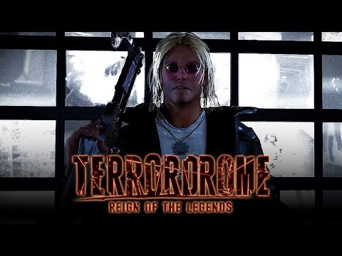 "Terrordrome 2: ""Reign of the Legends"" Official Trailer w/ Kickstarter Page! (Horror Fighting Game)"