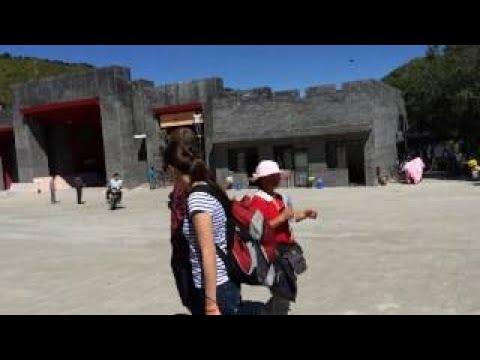 Jinshanling to Simatai Great Wall of China Hebei China (3)