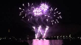 Konstanz Seenachtfest 2014 Feuerwerk