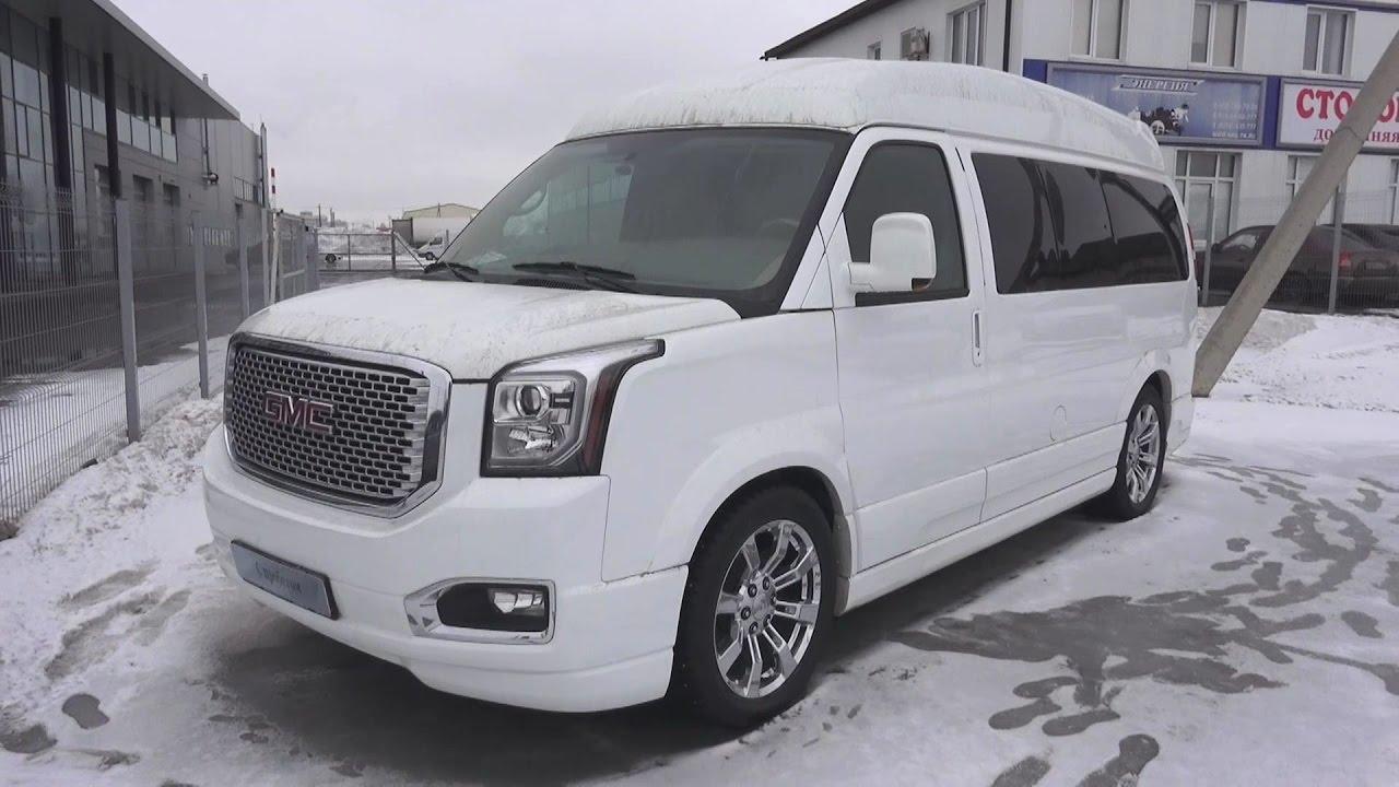 2014 Chevrolet Express. Обзор (интерьер, экстерьер ...