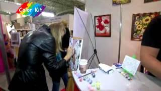 Раскрашивание картин по номерам Color Kit(http://color-kit.ru/ Color Kit Раскрашивание картин по номерам - это творчество, которое прекрасно развивает фантазию,..., 2012-12-26T10:35:58.000Z)