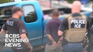 ICE roundup of undocumented immigrants to begin Sunday