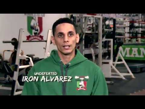 "Saturday Night Brawl 4- Iron ""IronFist"" Alvarez Promo"