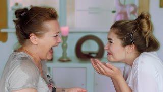 FLACHWITZ WASSERSCHLACHT mit meiner Mama | janasdiary