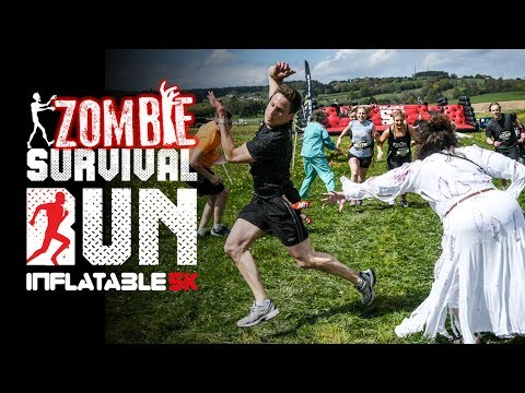 Zombie Survival Run - Newbury 2017