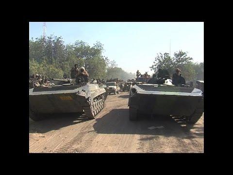 Download Rares images de l'armée tchadienne en guerre contre Boko Haram