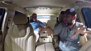 Обзор автомобиля AURUS в youtube проекте Большой тест драйв