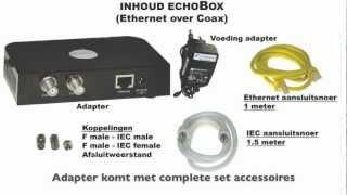 MoCA installatie Inhomenetwork.nl