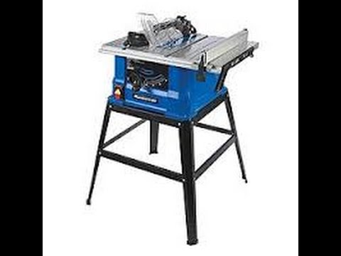 Mastercraft 10 inch 15 amp tablesaw youtube mastercraft 10 inch 15 amp tablesaw greentooth Images