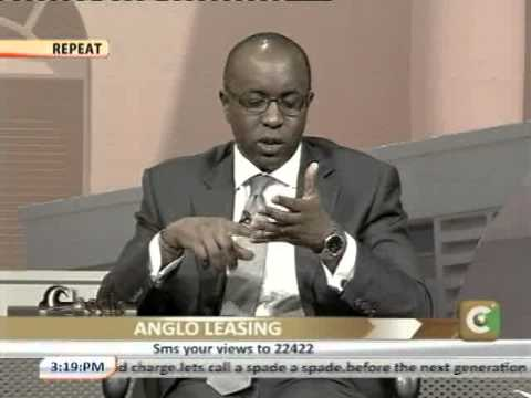 Cheche: Anglo Leasing Part 2