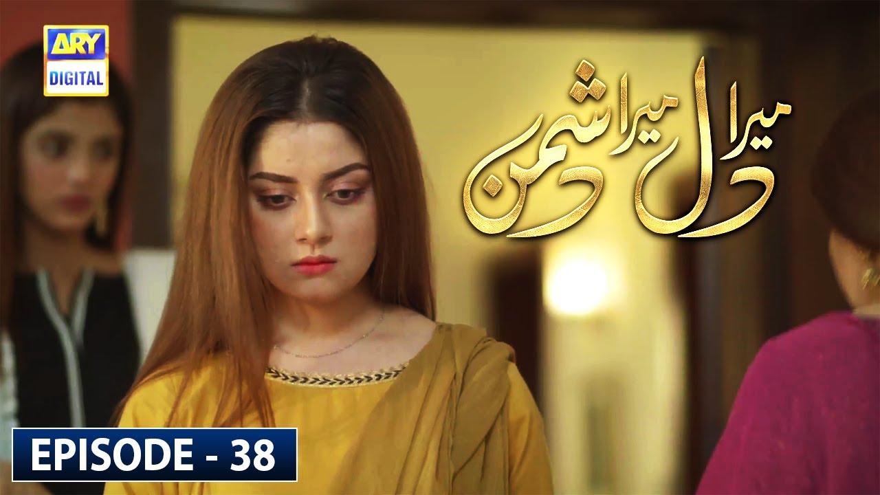 Download Mera Dil Mera Dushman Episode 38 [Subtitle Eng] - 2nd July 2020 - ARY Digital Drama