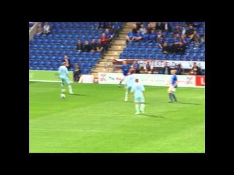 Dean Morgan Brace Against Coventry (HD)