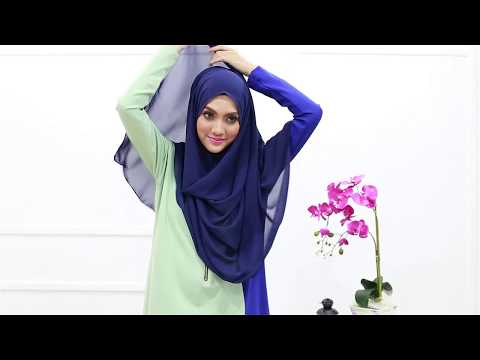 """FANA COUTURE - """"Essen"""" Instant Shawl Tutorial (Style 1)"""