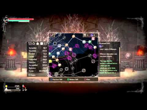 Salt & Sanctuary - Farming - Berserker Build