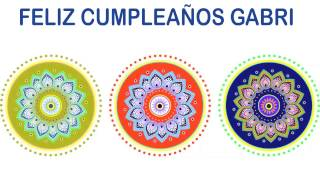 Gabri   Indian Designs - Happy Birthday