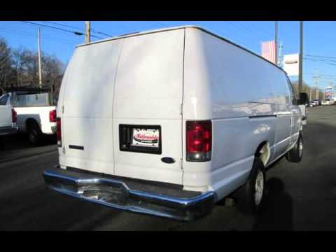 557ff607c5 2006 Ford E-Series Van E-250 Cargo Van for sale in East Windsor