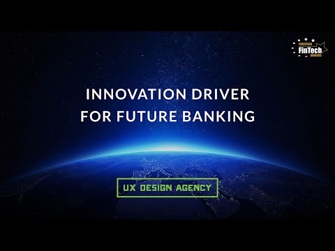UX Design Agency for Finance Enters European Fintech Awards as TOP3 Banking Innovation Provider