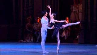 Swan Lake (Čajkovskij) | Mariinsky ballet 2006 | Ulyana Lopatkina is BLACK SWAN