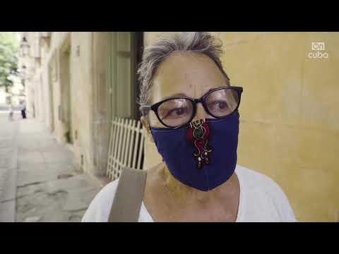 Postales: Habaneros hablan de Eusebio Leal