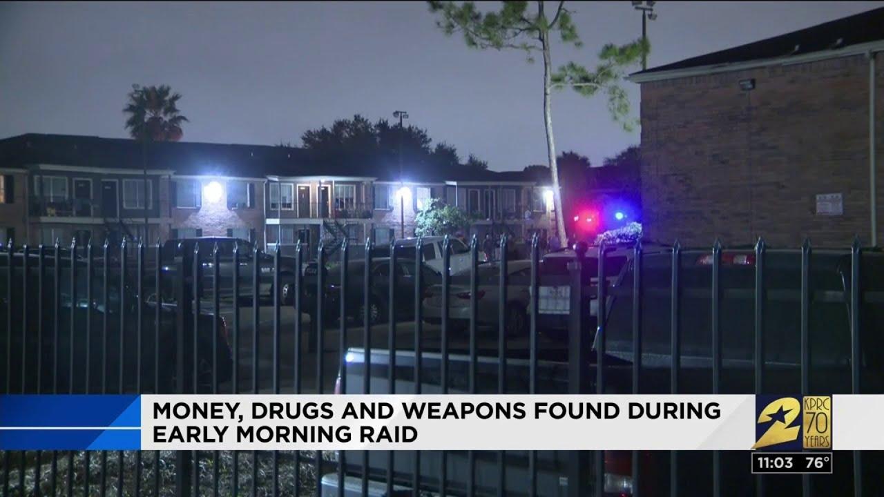 SW Houston drug bust