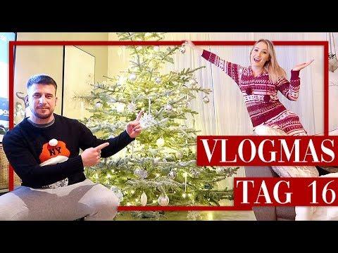 wir schm cken den weihnachtsbaum mal anders vlogmas 16 thebeauty2go youtube. Black Bedroom Furniture Sets. Home Design Ideas