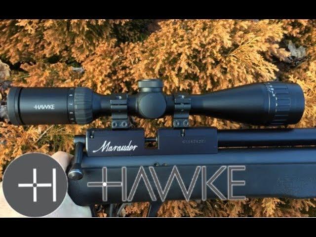 Hawke Airmax 4-12x40