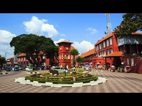 DJI Osmo Mobile + SJCAM 5000x Combo - Malacca Heritage 1