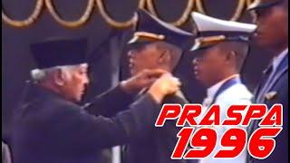 PRASPA TARUNA 1996, PRESIDENNYA masih PAK SOEHARTO
