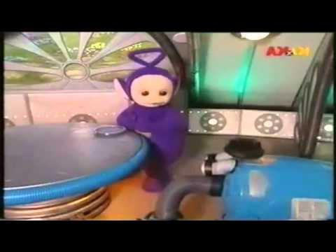 Staubsaugernonomann klaut Tubby-Toast
