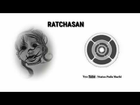 Ratchasan Piano Bgm Ringtone #whatsapp #status #tamil