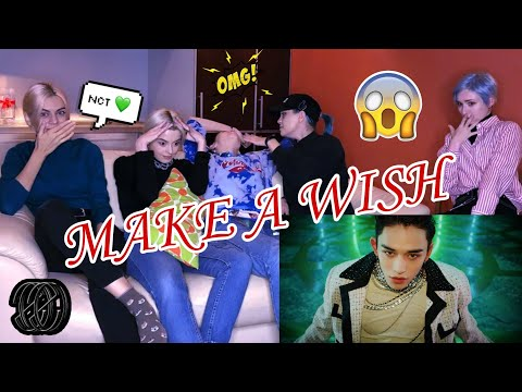 NCT U 엔시티 유 - Make A Wish (Birthday Song) MV REACTION!!!  Are you ok after comeback?