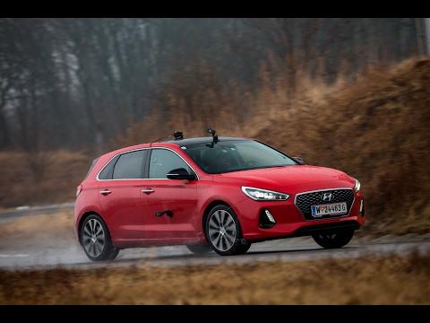 Hyundai i30 1,4 Tracktest