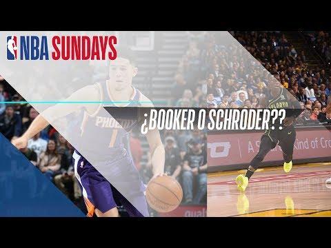¿Devin Booker o Dennis Schröder?
