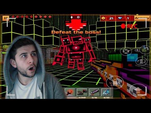 OMG!!! IT'S THE 3 HEADED BUG BOSS EPIC BATTLE! | Pixel Gun 3D