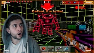 OMG!!! IT'S THE 3 HEADED BUG BOSS EPIC BATTLE! | Pixel Gun 3D