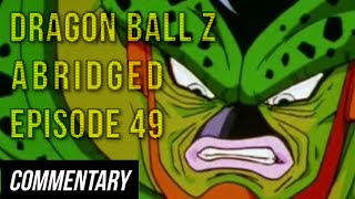 [Blind Commentary] TFS Dragon Ball Z Abridged - Episode 49