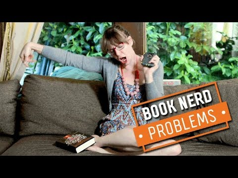 Book Nerd Problems   When Your Favorite Author Skips Your City