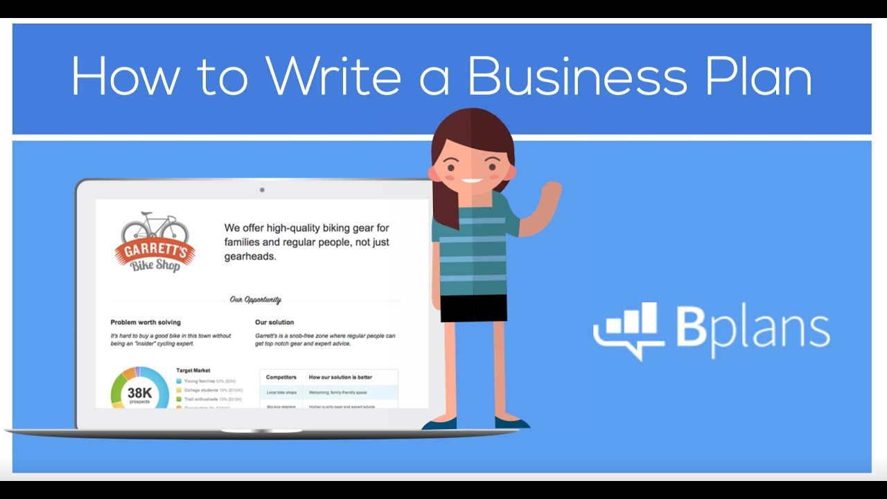 How to Write a Business Plan [Updated for 2019] | Bplans