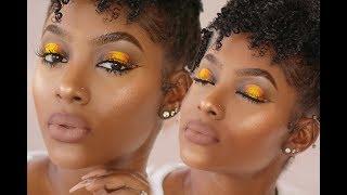 Glitter Liner x Sunset Halo Cut Crease