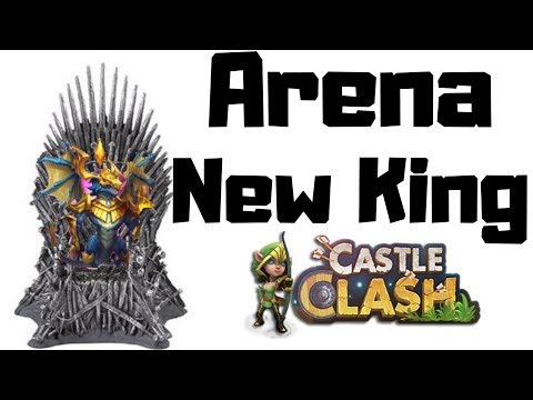 Zephyrica | New King Of Arena | Castle Clash