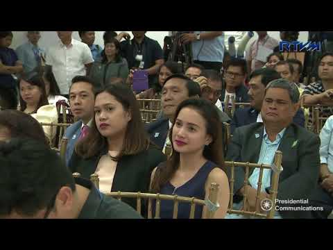 Launching of the Overseas Filipino Bank (OFBank) (Speech) 1/18/2018