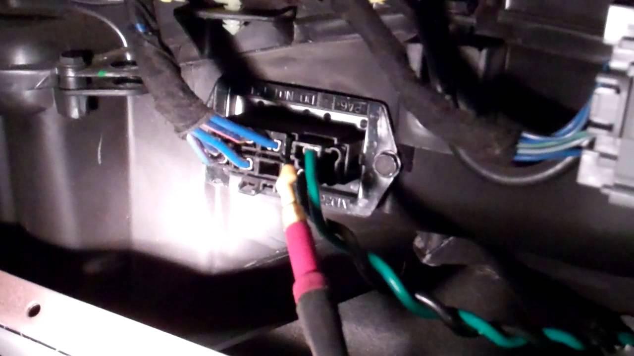 Inoperative blower motor 2005 Dodge Caravan part 1  YouTube