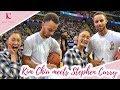 Kim Chiu meets Stephen Curry | Kim Chiu PH