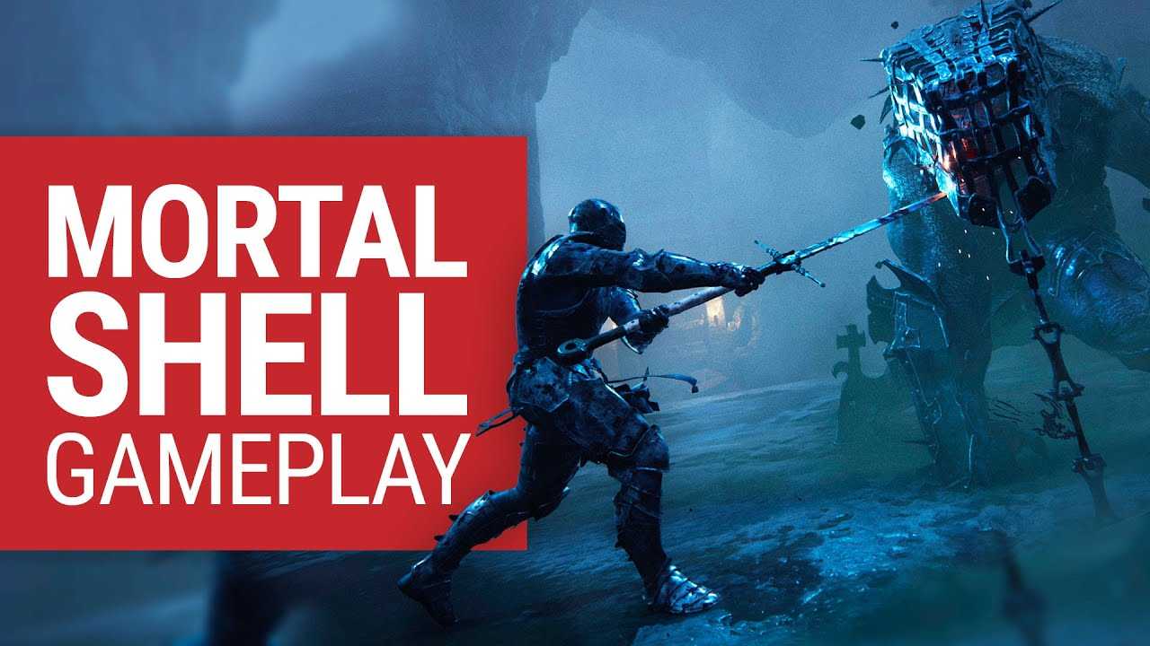 Mortal Shell Preview Hands-On | Mortal Shell Gameplay - VG247.com