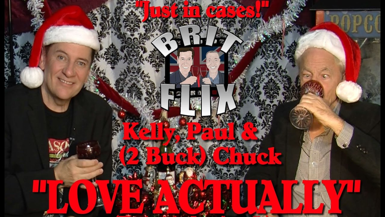 Love Actually | Brit Flix Ep 12 | TEAM Paul or TEAM Kelly? | Colin ...