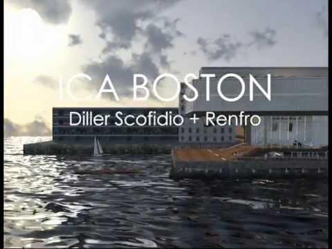 ICA Boston 3ds Max Model