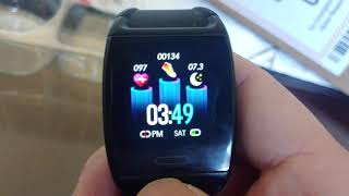 Halfsun smart bracelet review. Is it really good?