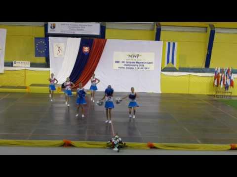 EC Púchov 2016 - HUN Debrecen, Debreceni Maskara Alapítvány